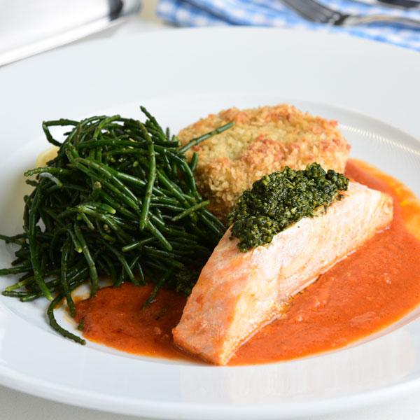 3. salmon