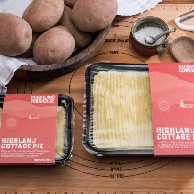 highland cottage pie