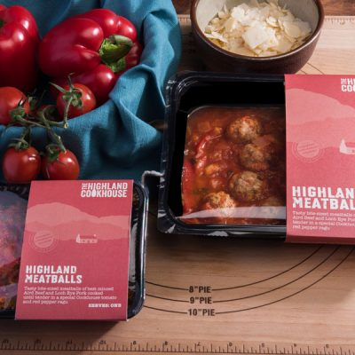 highland meatballs