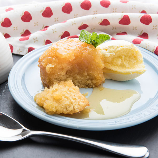 highland syrup sponge pudding 1