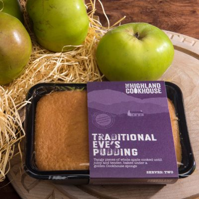 traditional eves pudding